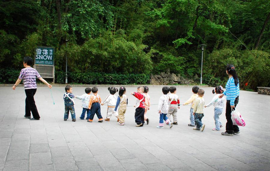 [梵邛作品]逛公园