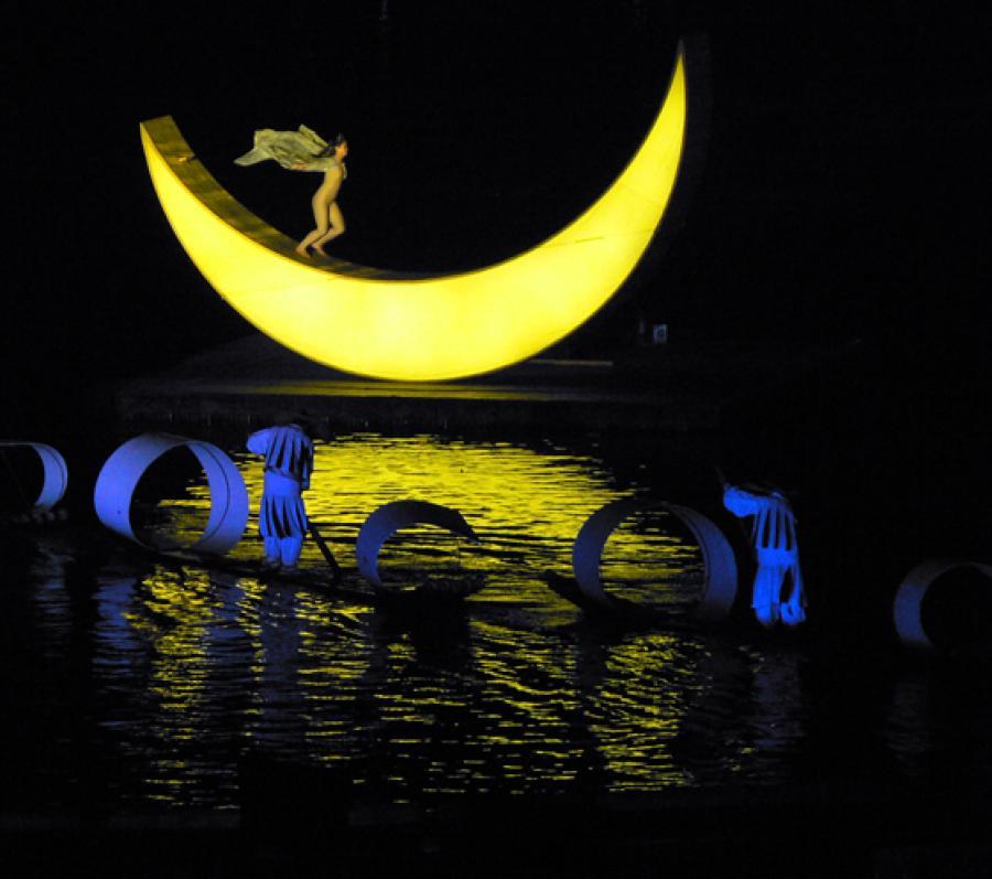 月亮之上谱子  喜德盛月亮之上  喜德盛月亮之上