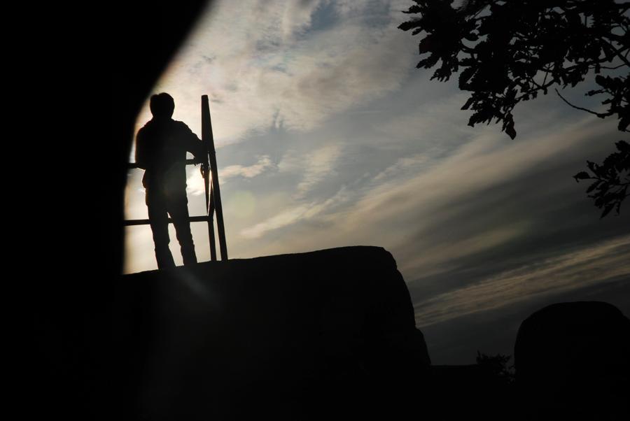 (原创)难忘: - liangshange - 一线天