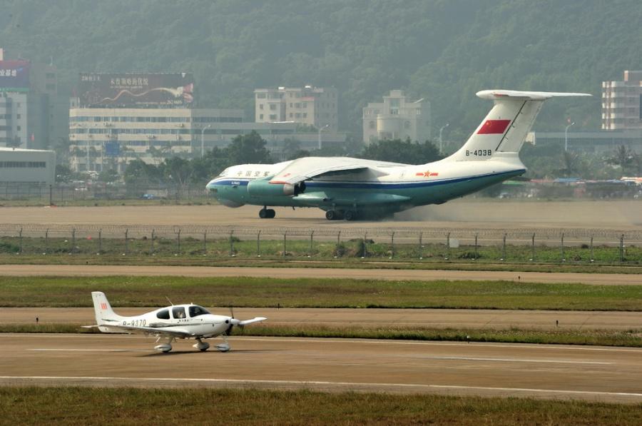 〔sunlan文章〕2010年中国珠海航空展—大众摄影网