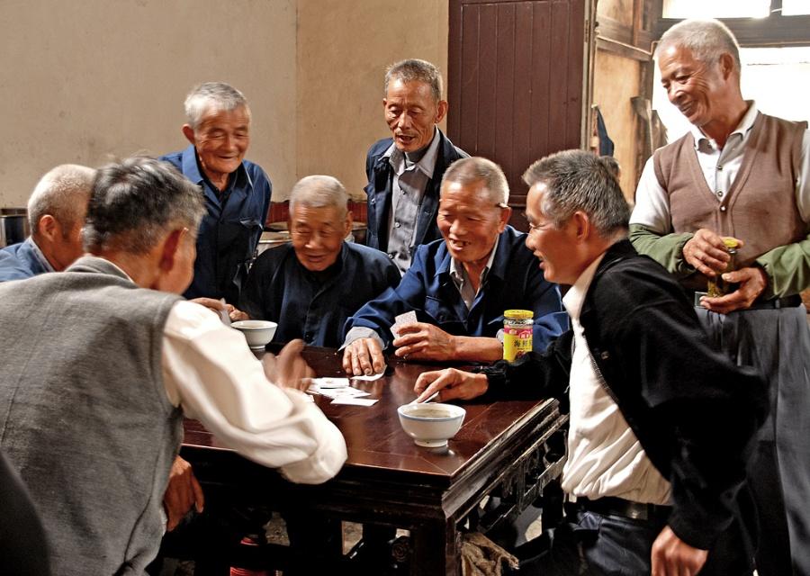 中老年人的七件宝 - renhc - 人 民-----欢 迎 您!
