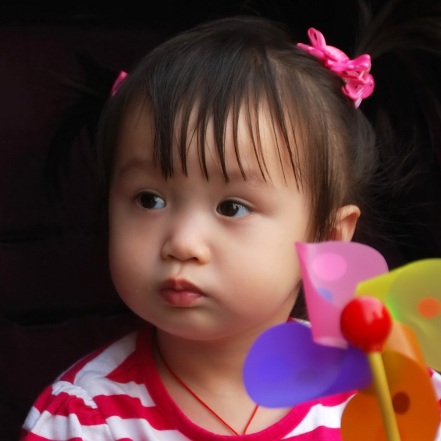 小女孩—大众摄影网