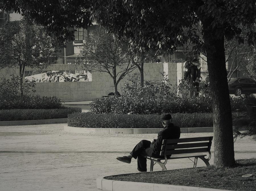 孤独_孤独背影_头像女生背影孤独 - 溆浦人才网