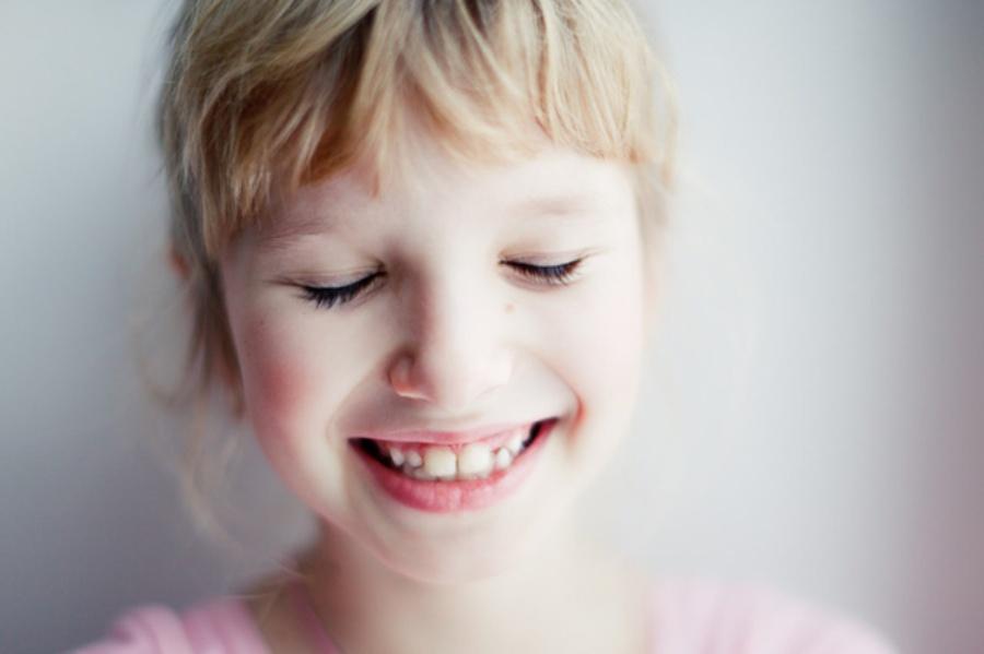 笑脸图片可爱唯美图片