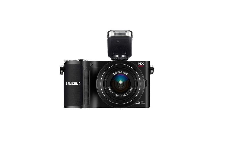 三星发布新款微单相机nx200